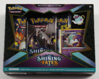 Pokemon TCG: Shining Fates Mad Party Pin Collection – Polteageist at PristineAuction.com