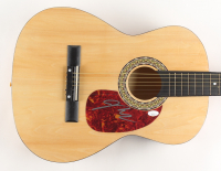 """Jared Followill Signed 38"""" Acoustic Guitar (JSA COA) at PristineAuction.com"""