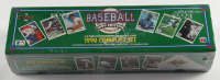 1990 Upper Deck Complete Set of (800) Baseball Cards with Sammy Sosa RC & Frank Thomas RC at PristineAuction.com