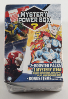 2020 Upper Deck Marvel Mystery Power Box with (2) Booster Packs at PristineAuction.com