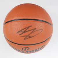 Shaquille O'Neal Signed NBA Game Ball Series Lakers Logo Basketball (JSA COA) at PristineAuction.com