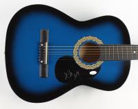 "Robby Krieger Signed 38"" Acoustic Guitar (JSA Hologram) (See Description) at PristineAuction.com"