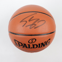 Shaquille O'Neal Signed NBA Game Ball Series Lakers Logo Basketball (JSA COA) (See Description) at PristineAuction.com