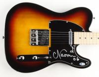 "Naomi Judd Signed 39"" Electric Guitar Inscribed ""06"" (Beckett COA) (See Description) at PristineAuction.com"
