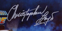"""Christopher Lloyd Signed """"Back to the Future"""" 11x17 Photo (PSA COA) at PristineAuction.com"""