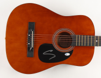 """Corey Taylor Signed 38"""" Acoustic Guitar (Beckett COA) (See Description) at PristineAuction.com"""