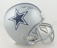 Deion Sanders Signed Cowboys Full-Size Helmet (Steiner Hologram) at PristineAuction.com