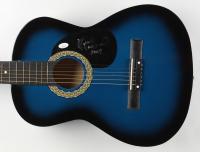 "Merle Haggard Signed 38"" Acoustic Guitar Inscribed ""2007"" (JSA Hologram) (See Description) at PristineAuction.com"