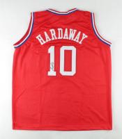 Tim Hardaway Signed Jersey (JSA COA) at PristineAuction.com