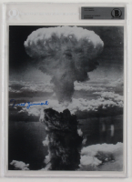 Fred Zimmerli Signed 8x10 Photo (BGS Encapsulated) at PristineAuction.com