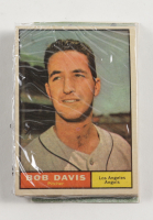 1961 Topps Baseball Card Fun Pack with (10) Cards (See Description) at PristineAuction.com