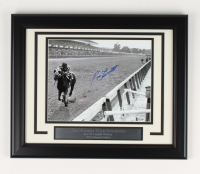 Ron Turcotte Signed 13x16 Custom Framed Photo Display (Beckett COA) (See Description) at PristineAuction.com