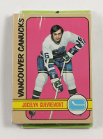 1972-73 Topps Hockey Card Fun Pack with (10) Cards (See Description) at PristineAuction.com