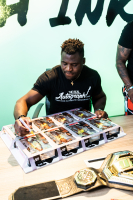 Francis Ngannou Signed UFC Ultimate Series 1 Action Figure (Beckett Hologram) at PristineAuction.com
