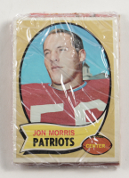 1970 Topps Football Card Fun Pack with (10) Cards (See Description) at PristineAuction.com