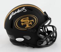 Deebo Samuel Signed 49ers Eclipse Alternate Speed Mini Helmet (JSA COA) at PristineAuction.com