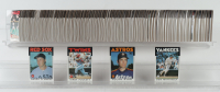 1986 Topps Complete Set of (792) Baseball Cards with #100 Nolan Ryan, #661 Roger Clemens, #180 Don Mattingly, #329 Kirby Puckett at PristineAuction.com