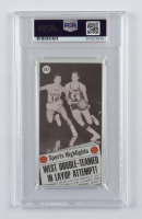 Jerry West Signed 1970-71 Topps #107 All-Star (PSA Encapsulated) at PristineAuction.com