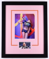 Katy Perry Signed 18x22 Custom Framed Cut Display (ACOA COA) at PristineAuction.com