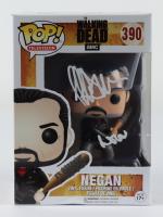 "Jeffrey Dean Morgan Signed ""The Walking Dead"" #390 Negan Funko Pop! Vinyl Figure Inscribed ""Negan"" (Radtke COA) at PristineAuction.com"