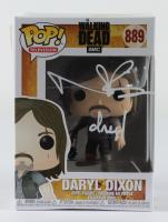 "Norman Reedus Signed ""The Walking Dead"" #889 Daryl Dixon Funko Pop! Vinyl Figure Inscribed ""Daryl"" (Radtke COA) (See Description) at PristineAuction.com"