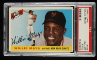 Willie Mays 1955 Topps #194 (PSA 8) (OC) at PristineAuction.com