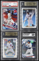 TTC Baseball All Rookie (3) Card Mystery Box Series 1 (Limited to 25) at PristineAuction.com
