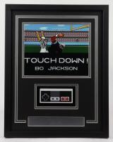 "Bo Jackson ""Tecmo Bowl"" 16x19 Custom Framed Photo Display (See Description) at PristineAuction.com"