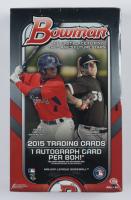 2015 Bowman Baseball Jumbo Box With (24) Packs at PristineAuction.com