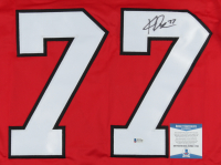 Kirby Dach Signed Jersey (Beckett COA) at PristineAuction.com