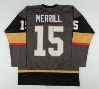 Jon Merrill Signed Jersey (Beckett COA) at PristineAuction.com