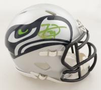 Earl Thomas Signed Seahawks AMP Alternate Speed Mini Helmet (Radtke COA) (See Description) at PristineAuction.com