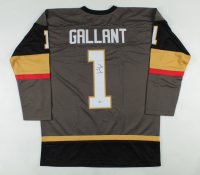 Gerard Gallant Signed Jersey (Beckett COA) at PristineAuction.com