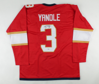 Keith Yandle Signed Jersey (Beckett COA) at PristineAuction.com