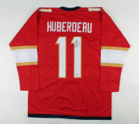 Jonathan Huberdeau Signed Jersey (Beckett COA) at PristineAuction.com