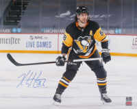 Kris Letang Signed Penguins 16x20 Photo (YSMS COA) at PristineAuction.com