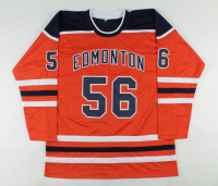 Kailer Yamamoto Signed Jersey (Beckett COA) at PristineAuction.com