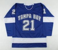 Brayden Point Signed Jersey (Beckett COA) at PristineAuction.com