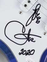 "Cher Signed 39"" Electric Guitar Inscribed ""Love"" & ""2020"" (PSA COA & JSA COA) at PristineAuction.com"
