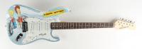 "Mike Judge Signed ""Beavis & Butthead"" 39"" Electric Guitar (JSA Hologram) at PristineAuction.com"