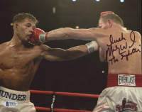 """""""Irish"""" Micky Ward Signed 8x10 Photo Inscribed """"The Fighter"""" (Beckett COA) at PristineAuction.com"""