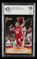 Stephen Curry 2009-10 Panini #372 RC (BCCG 10) at PristineAuction.com