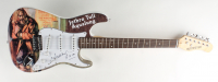 """Ian Anderson Signed """"Jethro Tull"""" 39"""" Electric Guitar Inscribed """"$10.00"""" (JSA COA) at PristineAuction.com"""