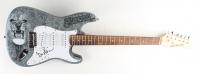 "Gregg Rolie Signed ""Santana"" 39"" Electric Guitar Inscribed ""$10.00"" (JSA COA) at PristineAuction.com"