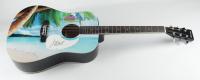 "Jimmy Buffett Signed ""Margaritaville"" 39"" Acoustic Guitar (JSA COA) (See Description) at PristineAuction.com"
