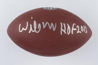 """Willie Roaf Signed NFL Football Inscribed """"HOF 2012"""" (Schwartz COA) at PristineAuction.com"""