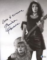 "Brinke Stevens Signed 8x10 Photo Inscribed ""Love & Screams"" (Beckett COA) at PristineAuction.com"