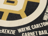 Vintage 1970's Boston Bruins Team Pennant at PristineAuction.com