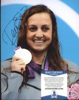 Rebecca Soni Signed Team USA 8x10 Photo (Beckett COA) at PristineAuction.com