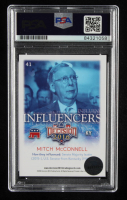 Mitch McConnell Signed 2016 Decision 2016 #41 (PSA Encapsulated) at PristineAuction.com